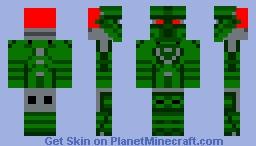 Toa Metru Matau Minecraft Skin