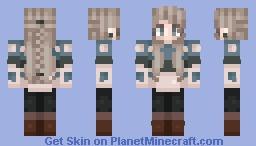 Winter Minecraft Skin