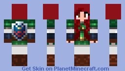 Me As Link Minecraft Skin