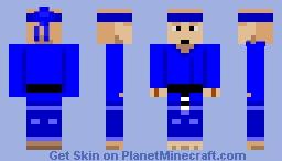 The Sea Fighter Minecraft Skin