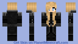 Blondegenius skin request Minecraft Skin