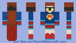 Super Mom! (childhood heroes skin contest) Minecraft Skin