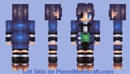 Black Butler - Ciel Phantomhive Minecraft Skin