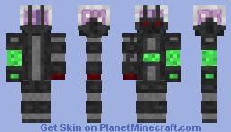Doomlord Minecraft Skin