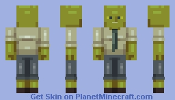 Oooo Minecraft Skin