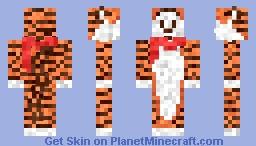 [Contest] Hobbes Minecraft Skin