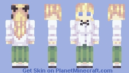 Lilly Satou (Katawa Shoujo) Minecraft Skin