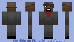 Nate Dogg -- West Coast Rappers #6 Minecraft