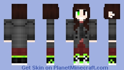 My Best Friend Minecraft Skin