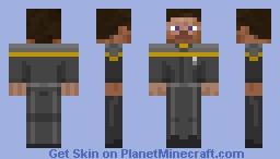 Odyssey Uniform- Engineering Minecraft Skin