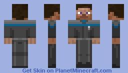 Odyssey Uniform- Science Minecraft Skin