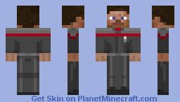Odyssey Uniform- Tactical Minecraft Skin
