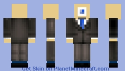 Panguino Minecraft Skin