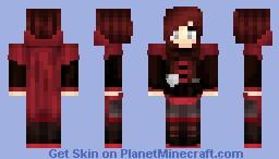 Ruby Rose  [RWBY] Minecraft Skin