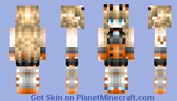Vocaloid: SeeU Minecraft Skin