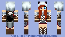Mouse's Skin Minecraft Skin