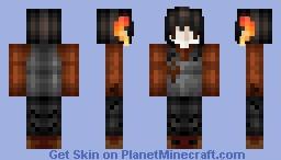 тιттєя нутσηg -Fantroll, Remade Minecraft Skin