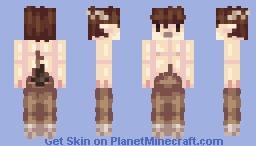 ѕαтуя Minecraft Skin
