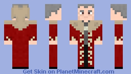 [Doctor Who] Timelord Minecraft Skin