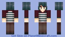 vael - casual decency Minecraft Skin