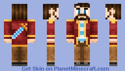-=Yogscast Xephos=- REVolution *Updated* Minecraft Skin