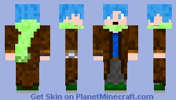 Anime Character *Request* Minecraft Skin
