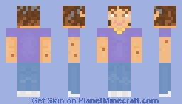 My Mom - Childhood Hero Minecraft Skin