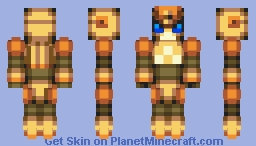 Emerl - Sonic the Hedgehog Series Minecraft Skin