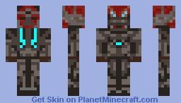 FutureSoldier Minecraft Skin