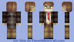 Gaston - The Plastic Lawyer (35th Place) Minecraft Skin