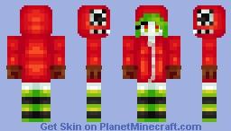matryoshka gumi Minecraft Skin