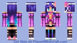 Merli - VOCALOID [Remake] Minecraft Skin