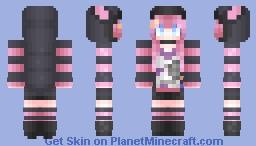 Momose Haruto ~*Silver Rain*~ ☆*:.яєqυєѕтє∂.:*☆ ☆.:ђคzє:.☆ Minecraft Skin