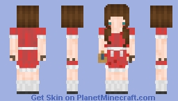 emily the ceramic doll Minecraft Skin