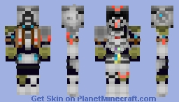 Bounty Hunter [Description Please ;D] Minecraft Skin