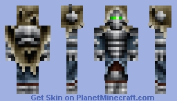 Technomancer! ☠ Minecraft Skin