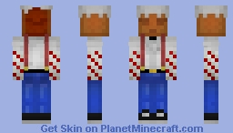 The Candy Man Can Minecraft Skin