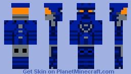 Toa Metru Nokama Minecraft Skin