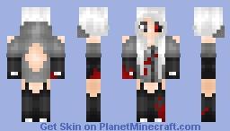 Tokyo Ghoul - Female Kaneki Minecraft