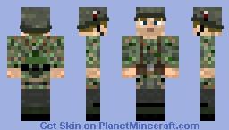 Wehrmacht Grenadier Minecraft