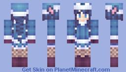 WINTER WUNDER Minecraft Skin