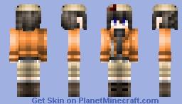 Mirai Nikki: Yukiteru Amano (Regular outfit) Minecraft Skin