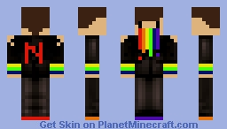Young Boy Minecraft Skin