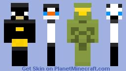 4-Bit TLMGamer's Skin Minecraft