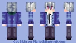 Aru Akise - Future Diary Minecraft