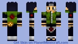 Asuma Sarutobi Minecraft Skin
