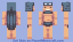 Da Da Fat Maaan Minecraft Skin