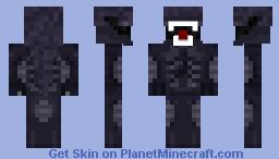 Alien from Alien 3 Minecraft Skin