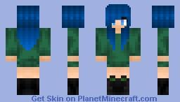 Random skin Minecraft Skin