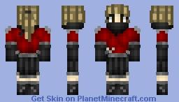 §Red Assassin§ - Brunette Version in desc Minecraft